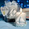 Nautical Themed Sail Boat Candle Favors