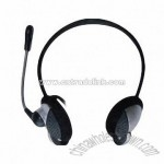 Neckband Headphone with Microphone