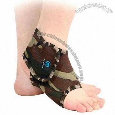 Neoprene Ankle Brace in Camouflage Color