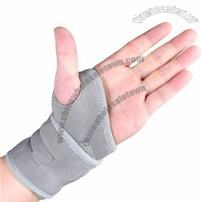 Neoprene Magnetic Wrist Support, Adjustable Comfort Compression Hand Wrap