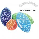 Neoprene Material Beach Football