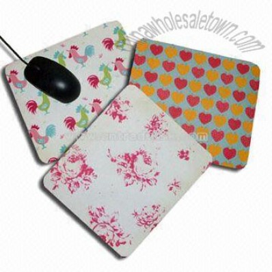 Neoprene Mouse Mat