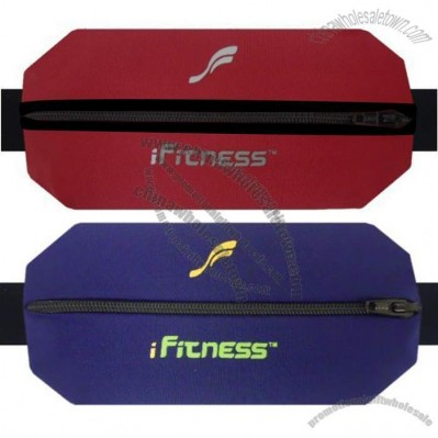 Neoprene Single Running Wrist Pouch