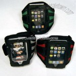 Neoprene Sporty armband Case for iPhone/iPod Touch