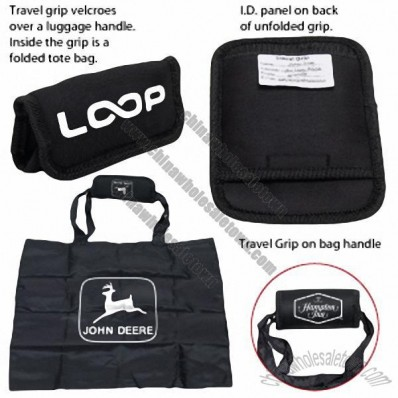 Neoprene Travel Grip w/Tote Bag Inside