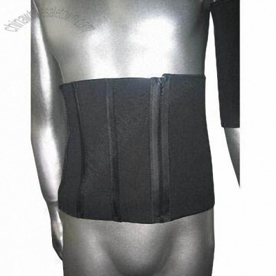Neoprene Waist Support with Zipper
