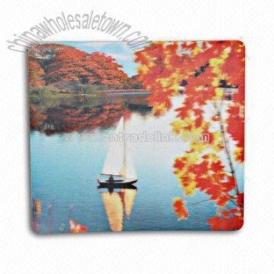 Neoprene and Cloth Promotional Mouse Pad