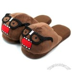 Nerd Domo Plush Slippers