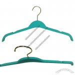 New Arrival Plastic Green Hangers for Shirt