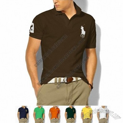 New Arrival Polo Men's Classic Design Polo T-Shirt