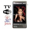 New Arrival Quad band TV Mobile Phone with WiFi&Java Function