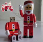 New Design Santa Claus USB Memory Stick / Flash Drives