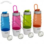 New Design Shaker Bottle with Handle
