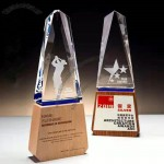 New Design Wood & Crystal Awards