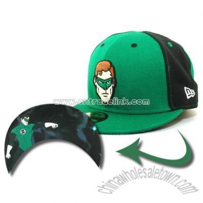 New Era Green Lantern cap