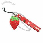 New Fashionable Embossed Decorative Mobile Phone Strap