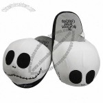 New Jack Skellington Soft Plush Slippers