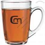 New Morning Luminarc Tea Glass Mug