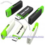New Slide USB Flash Drives