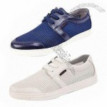 New Style Men's Casual Shoes with Mesh Upper And Rubber Outsole