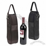 New York Single Bottle Wine Tote