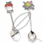 New York Tourist Souvenir Gift Spoon