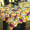 New-designed PVC Table Runner with PP Backing and 0.08 to 0.25mm Thickness, Easy to Clean
