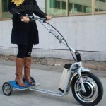 Newest Model Electric Tricycle Scooter
