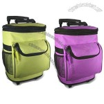 Newest Trolley Rolling Cooler Bag