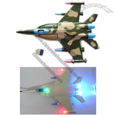 Newest Wireless Aircraft Mouse with LED Lights