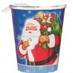 Night Before Christmas Theme 9 oz Paper Cup