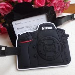 Nikon Camera Luggage Tag