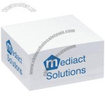 Non Adhesive Paper Cubes 3 1/2