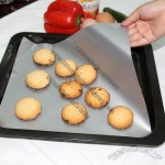 Non-Stick Silver Baking Sheets