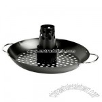 Non-Stick Vertical Poultry Wok