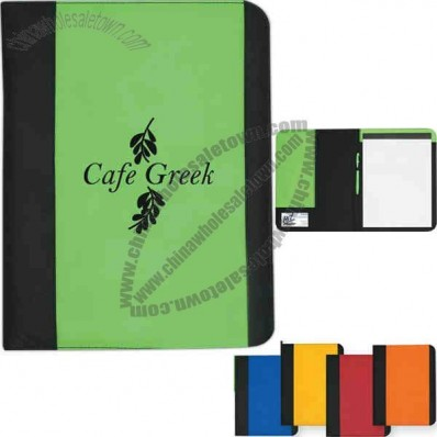 Non Woven Large Padfolio With 8 1/2