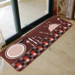 Non-slip wear-resisting Kitchen Mat