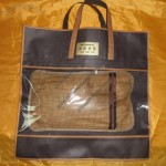 Non-woven Bag with Clear Window