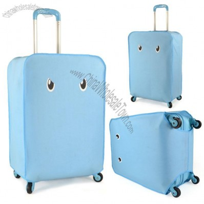 Non-woven Luggage Cover with Waterproof Coating(Optional)