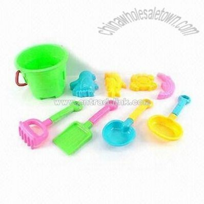 Nontoxic Beach Toy Set