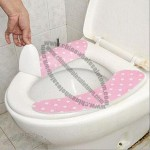 Nonwoven Fabric Toilet Seat Protector