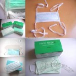 Nonwoven Face Masks (Surgical Face Masks)