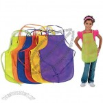 Nonwoven Polyester Child's Aprons