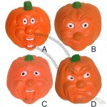 Novel Expression Pumpkin Stress Balls