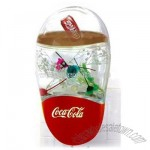 Novel night light with Coca Cola
