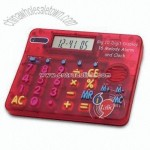 Novelty Calculator with Talking Function and 16 Melody Alarms