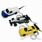 Novelty Car-shaped Portable Radio