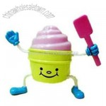 Novelty Children Ice Cream Cup