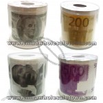 Novelty Create Toilet Paper Tissues - US dollar/euro/Obama