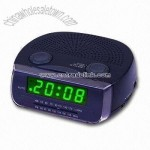 Novelty Digital Clock with Radio Function